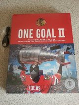 *reduced* Blackhawks One Goal 2 book in Orland Park, Illinois