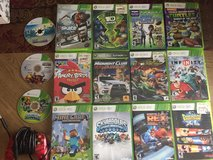 Xbox 360 games and console in Baytown, Texas