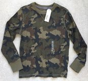 NWT's size 8 Camo Shirt in Elgin, Illinois