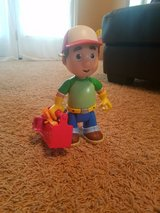 Talking Handy Manny in Byron, Georgia
