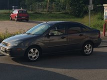 Ford Focus SE 2003 4-Door All is listed in Description in Ramstein, Germany