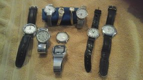 Men's and Women's  Watch Collection in St. Charles, Illinois