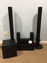 Yamaha home theater system in Bolingbrook, Illinois
