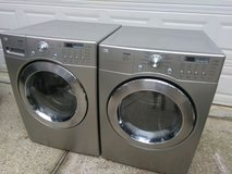 Washer Dryer Set LG Front Load in The Woodlands, Texas