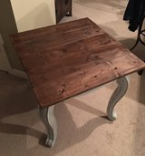 Farmhouse Style End Table in Fort Benning, Georgia