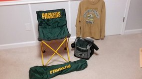 Green Bay Packers Grouping in Fort Knox, Kentucky