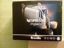 NESPREESSO Creatista Plus in Cleveland, Ohio