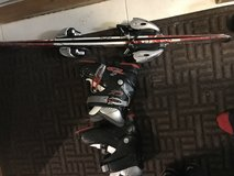 ski and boots in St. Charles, Illinois