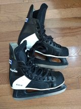 Ice skates for boy in Elgin, Illinois