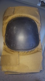 Used military knee pads in Camp Pendleton, California