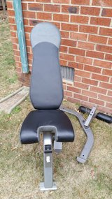 Fitness Gear workout bench in Richmond, Virginia