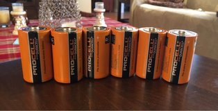 6 D Cell Batteries in Plainfield, Illinois