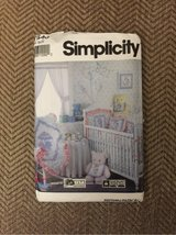 7646 Babies Room Simplicity Pattern in Naperville, Illinois
