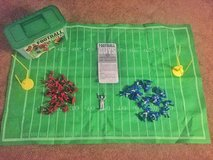 Football Guys in box with field mat and figures (30 pieces complete) in Oswego, Illinois