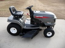 CRAFTSMAN 42'' RIDING MOWER in Perry, Georgia