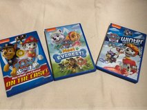 Paw Patrol DVDs in Tinley Park, Illinois