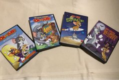 Tom and Jerry dvds in Orland Park, Illinois