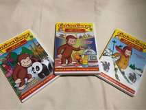Curious George DVDs in Tinley Park, Illinois