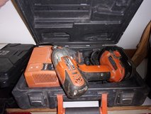 Ridgid Hammer Drill With Charger and Case in Fort Riley, Kansas