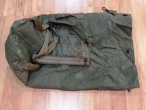 Army Duffle Bag in Lockport, Illinois