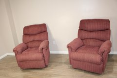 His and Hers Recliners in Spring, Texas