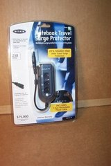 BELKIN HOTEBOOK TRAVEL SURGE PROTECTOR in Naperville, Illinois