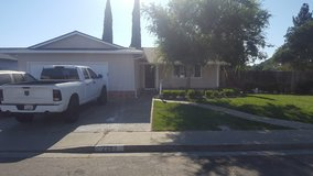 4 bed 2 bath home for rent with pool in Travis AFB, California
