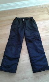 Boy's Snowpants Size 8-10 in Bolingbrook, Illinois