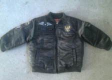Toddler flight jacket by Nanette size 2T in Camp Pendleton, California