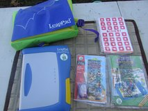 Leap pad with 2 cartridges in Aurora, Illinois