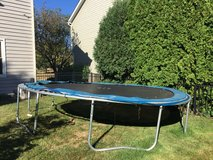 Trampoline in Glendale Heights, Illinois