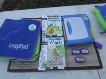 Leap pad with 6 cartridges in Aurora, Illinois