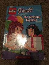 "LEGO Friends ""The Birthday Surprise"" Book in Beaufort, South Carolina"
