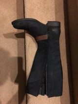 Suede/leather womens boots in Hemet, California