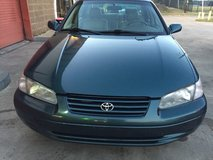 One owner 1997 Toyota Camry with Clean Title in Pasadena, Texas