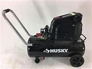 Huskey 8gal. 135psi Air Compressor Used in Oswego, Illinois