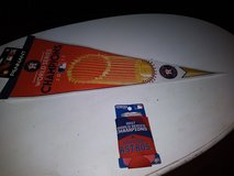 Astros Pennant & Koozie in Kingwood, Texas
