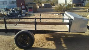 Trailer 4x9 in Yucca Valley, California