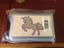 New Crystal Unicorn Craft Pencil Box - from Justice for Girls in St. Charles, Illinois