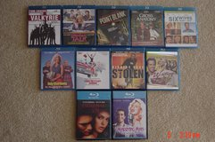 Blu-Ray's DVD's Movies Collector Set TV Series in Lockport, Illinois