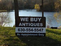 We Buy Antiques in Chicago, Illinois