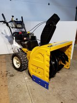 "28"" Cubcadet Snowblower with electric start in Plainfield, Illinois"