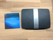 Cisco Linksys  Maximum Performance Dual-Band N900 Router (E4200) in Ramstein, Germany