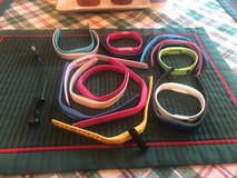 Fitbit flex 2 with assorted bands in Kingwood, Texas