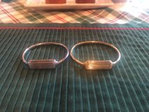 Fitbit flex 2 fashion bracelets gold and silver. in Kingwood, Texas