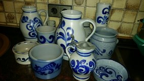 old Stoneware - various items 1EUR per piece in Stuttgart, GE