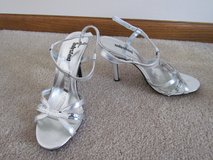 Silver Dress Shoes in Schaumburg, Illinois