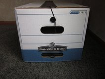 Bankers Box Liberty 11111 Heavy-Duty Storage Boxes, Letter Size in Glendale Heights, Illinois