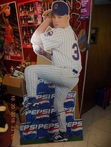 Rare! Cardboard Kerry Wood (Chicago Cubs) Pepsi cutout. in Aurora, Illinois