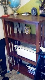 Bookcase in Fort Campbell, Kentucky